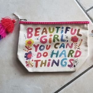 NWT 🌈 Pouch and Card Holder (set of 2)